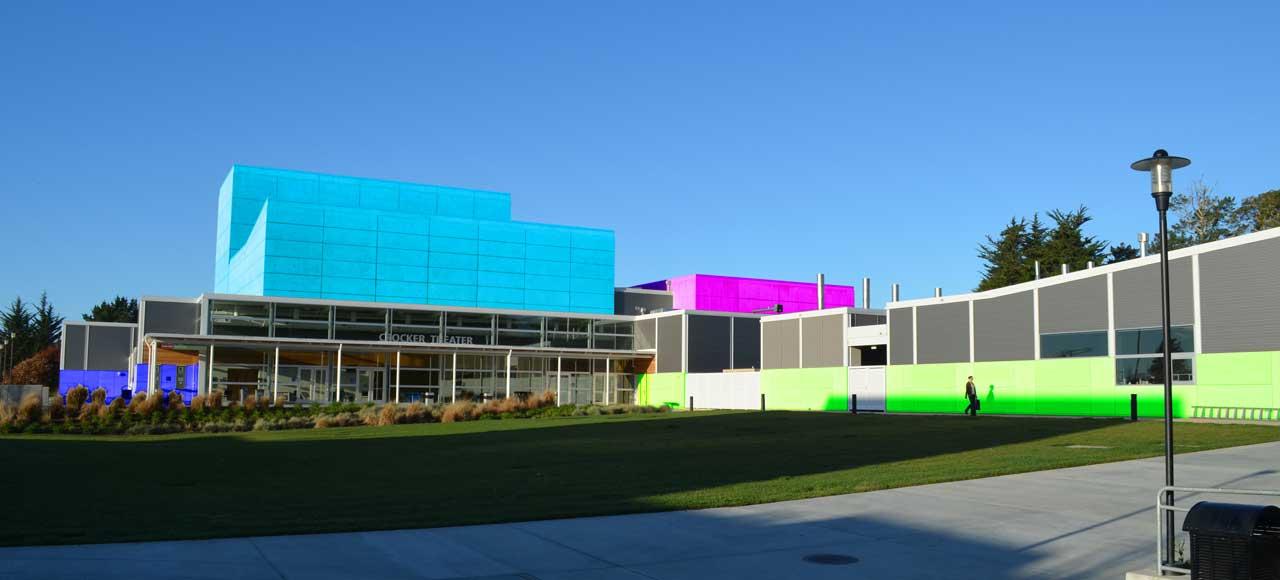 New Color Selected for Cabrillo College, Aptos, California - Santa Cruz, CA