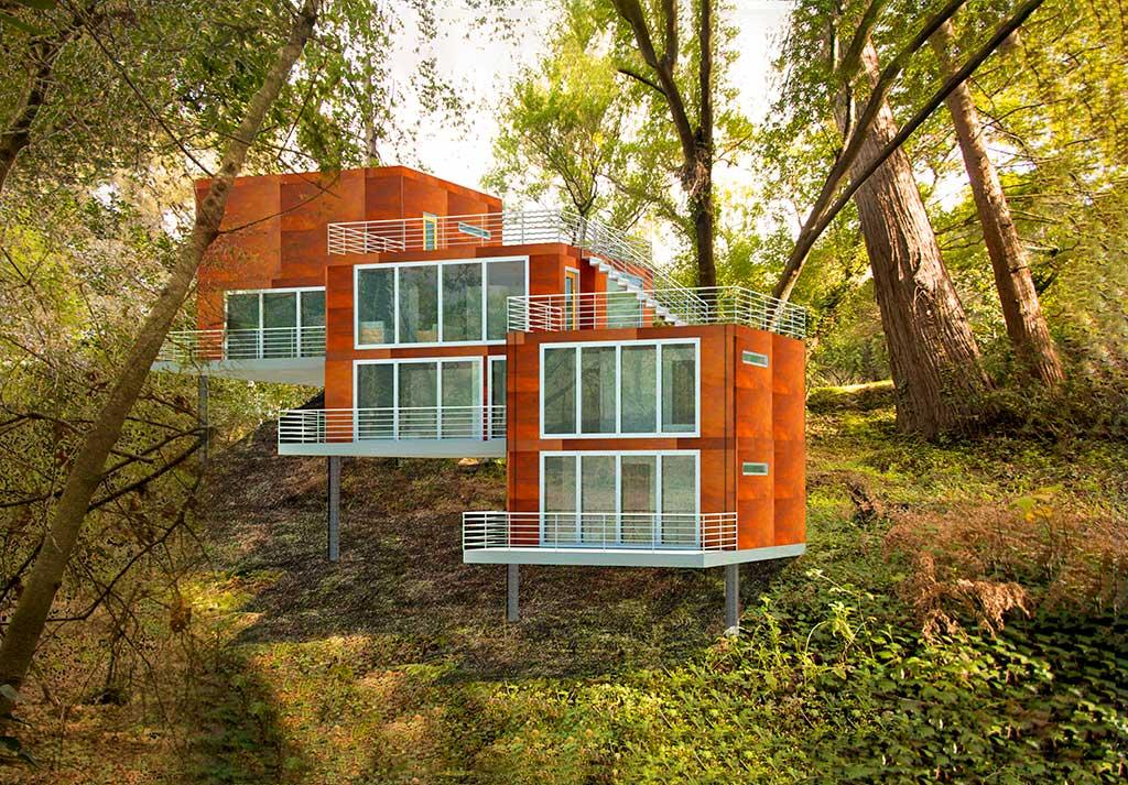 Prefab Residential Home