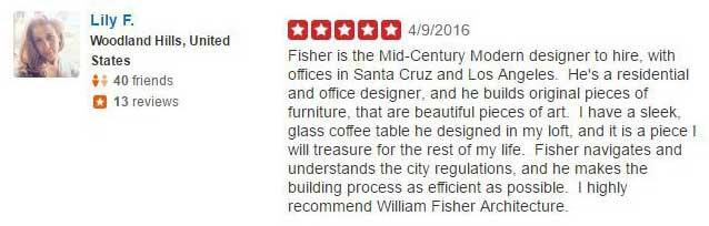 Mid Century Modern Designer - Santa Cruz, CA