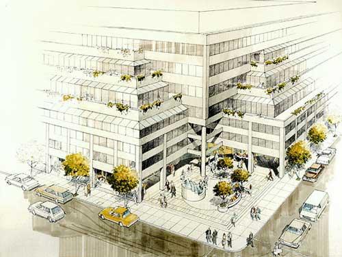 Government Architecture Blueprint - Santa Cruz, CA