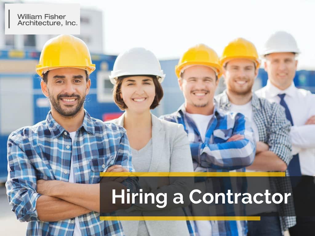 Contractor - Santa Cruz CA