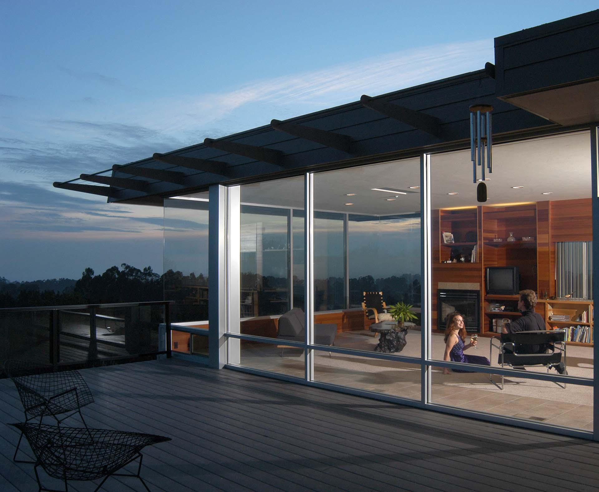 Architect in Santa Cruz, CA | William Fisher Architecture