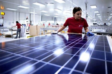 solar for modern home